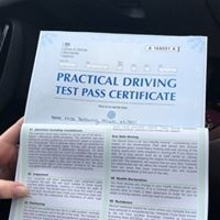 Congratulations to Beth Miller for passing her practical test at Sale.  Well done.