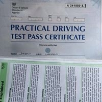 Congratulations to Jordan Weldon for passing his practical test at West Didsbury.  Well done....